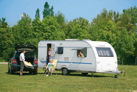 Lepší než jeho pověst? Test karavanu Adria Altea.