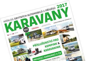 Katalog Karavany 2017