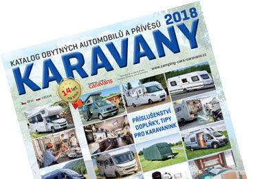 Katalog Karavany 2018