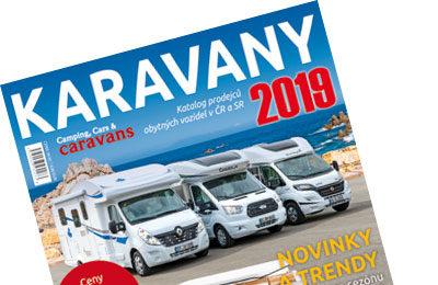 Katalog Karavany 2019