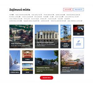 eProgram.cz - Zajímavá místa