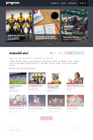 eProgram.cz - Kalendář akcí, zajímavá místa, zpravodajství