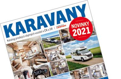 Katalog Karavany 2021